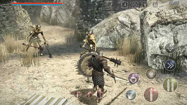 Animus Stand Alone APK MOD Dark Souls Android - AndroPalace