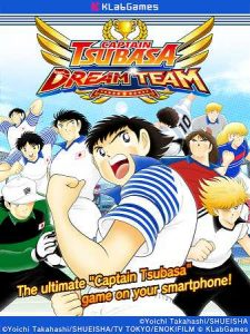 Captain Tsubasa Dream Team 2.5.0 MOD APK