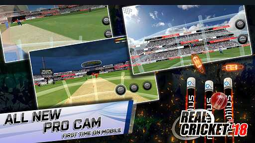 Real Cricket 19 MOD APK Unlimited Money 2 6 - AndroPalace