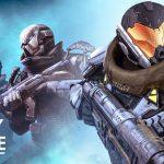 Destiny Warfare APK MOD Android Sci-Fi FPS
