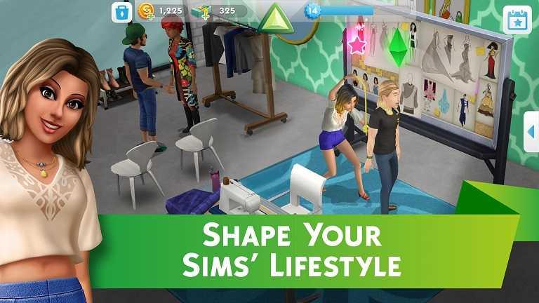 the sims mobile apk mod unlimited money 2018