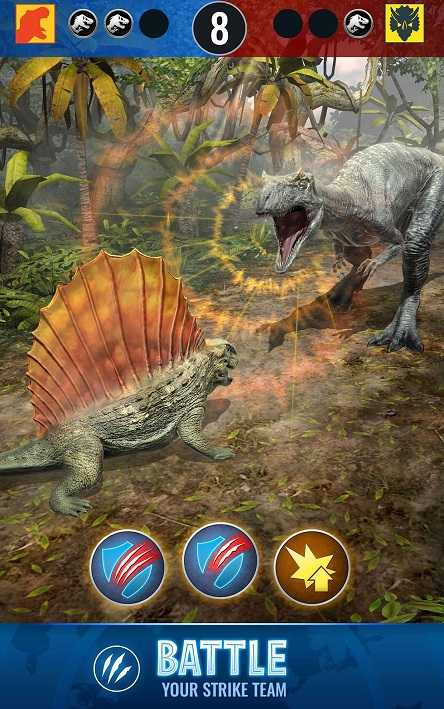 jurassic world the game mod apk rexdl