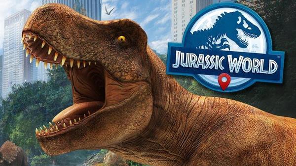 Jurassic World Alive MOD APK 1 8 39 Joystick Button Added