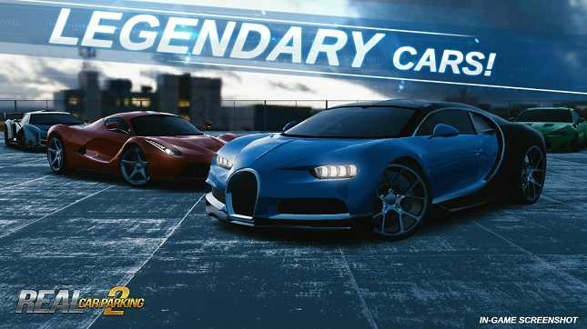 Real Car Parking 2 Mod Apk Unlimited Money Andropalace