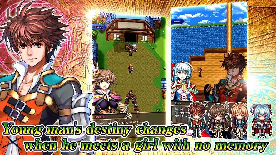 Download RPG Heirs of the Kings (English,Premium ) - AndroPalace