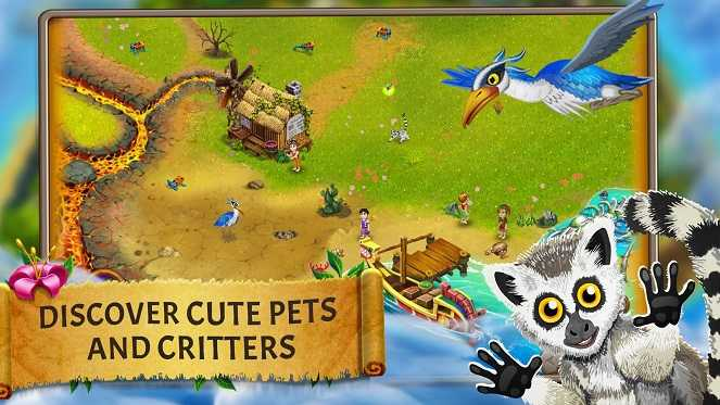 Virtual Villagers Origins 2 MOD APK Unlimited Money - AndroPalace