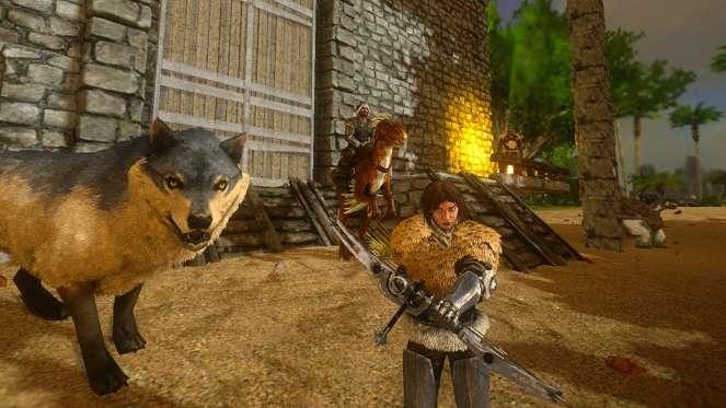 download ark survival evolved mobile apk mod