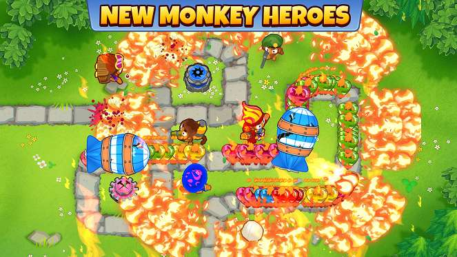 Bloons TD 6 APK MOD Unlimited Monkey Money 11 2 - AndroPalace