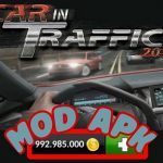 Car In Traffic 2018 MOD APK Infinite Money