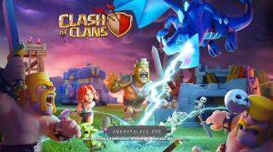 clash of clans mod apk 2018