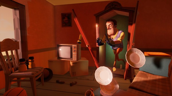 HELLO NEIGHBOR APK MOD Full Version Android - AndroPalace