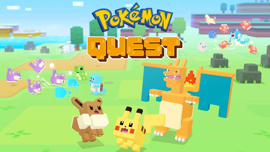 Pokémon Quest MOD APK Unlimited Tickets | Money - AndroPalace