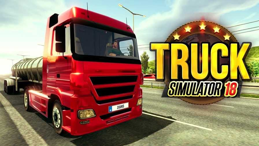 Truck Simulator 2018 Europe MOD APK (Unlimited Money) - AndroPalace