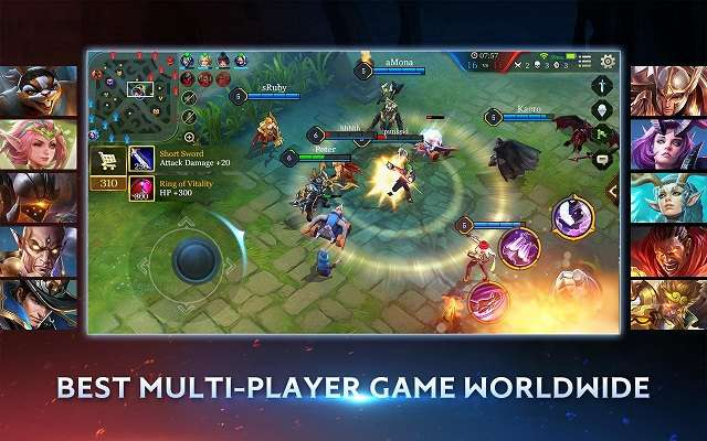 Arena of Valor MOD APK (Enemies Visible on Map) - AndroPalace