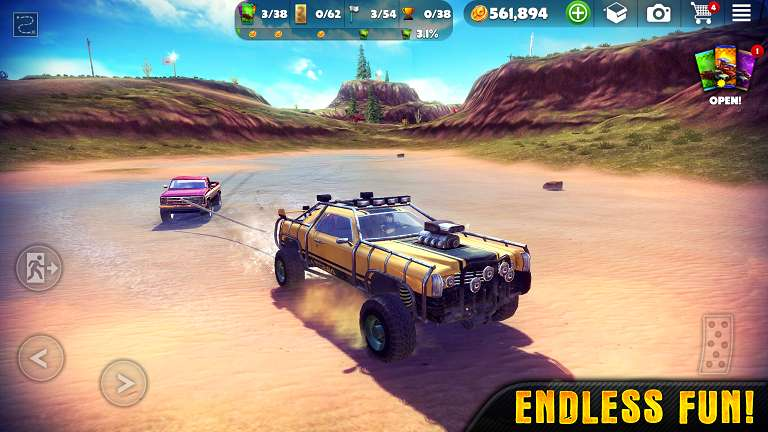 Off The Road MOD APK OTR Open World Driving 1 2 13 - AndroPalace