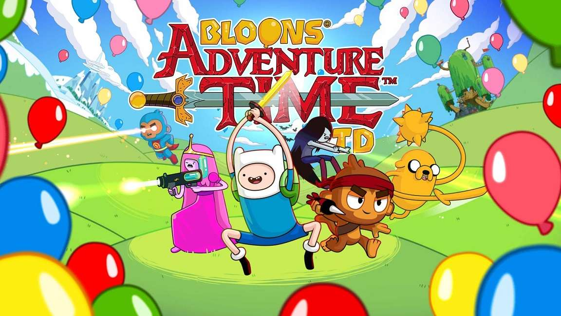Bloons Adventure Time TD MOD APK Unlimited Money 1 6 - AndroPalace