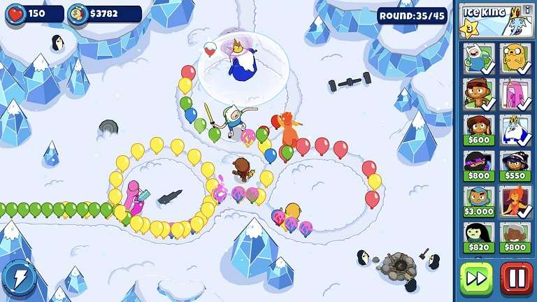 Bloons Adventure Time TD MOD APK Unlimited Money 1 6