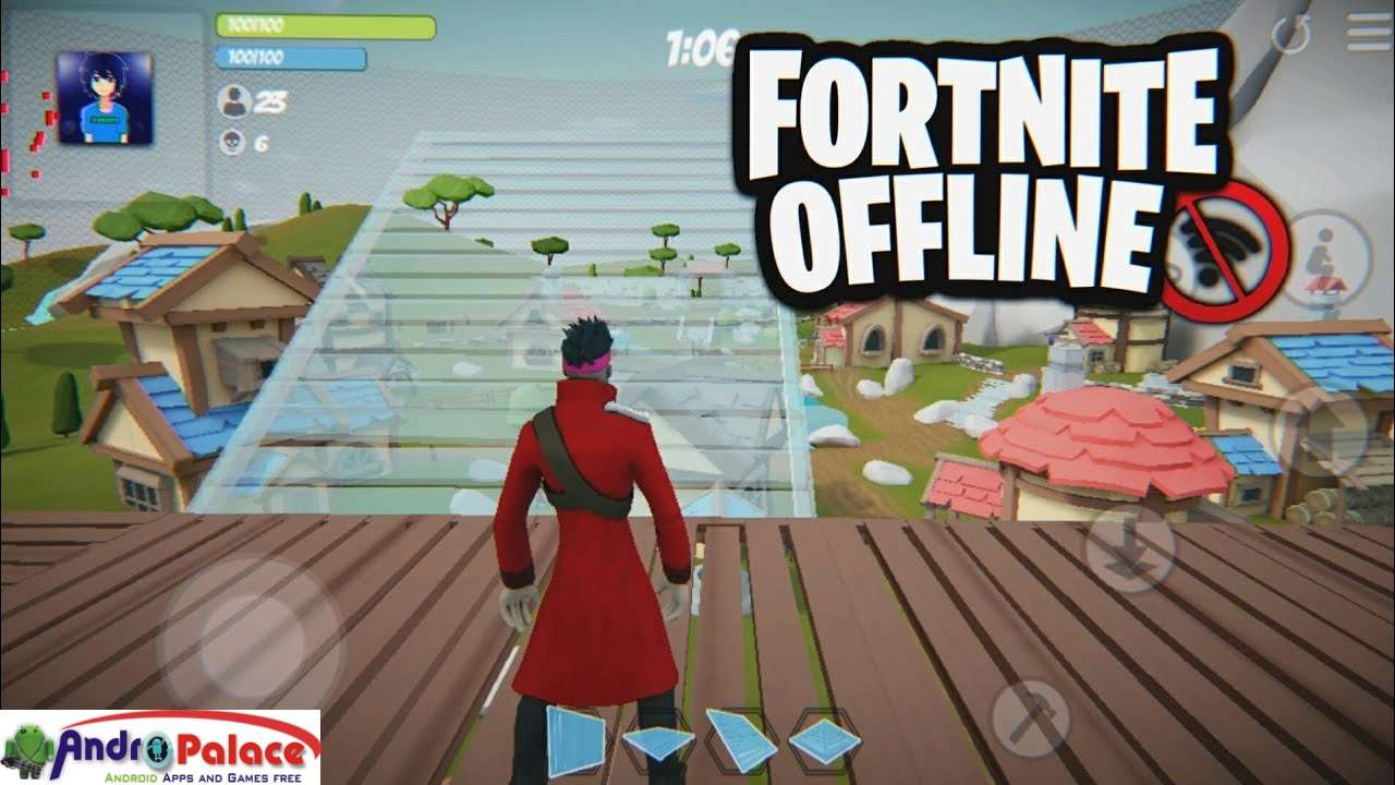 Trainer io MOD APK Characters Unlocked Offline Fortnite Game