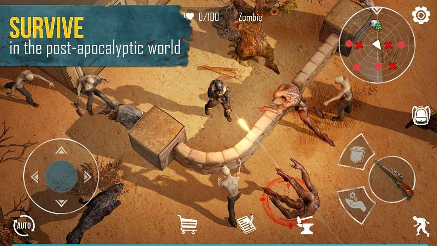 Live or Die survival MOD APK Unlimited Money Free Craft - AndroPalace