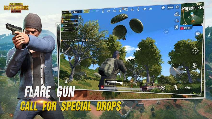 PUBG MOBILE APK 0.11.5 Timi & LightSpeed English