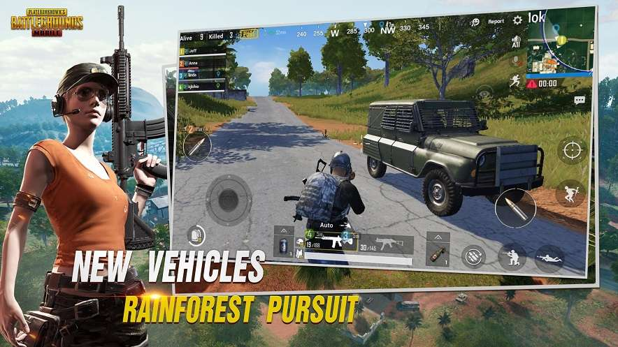 Pubg Mobile Android Mod Apk High Graphics Download: PUBG MOBILE APK 0.11.5 Timi & LightSpeed English