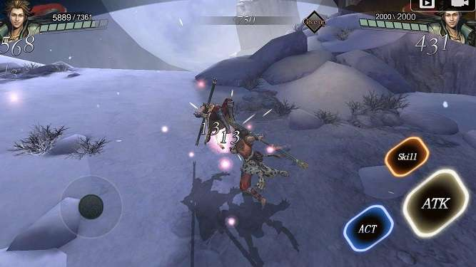 SoulBlade APK Thirteen Souls Android Download - AndroPalace