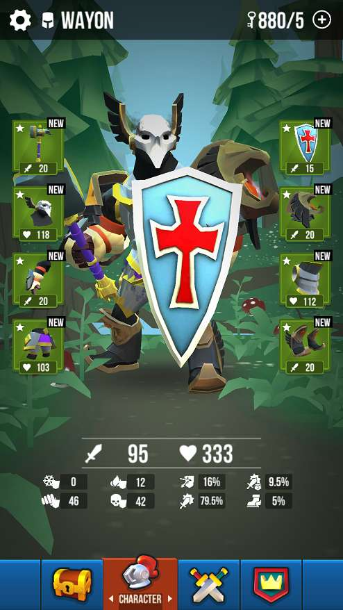 Duels MOD APK Unlimited Money - AndroPalace