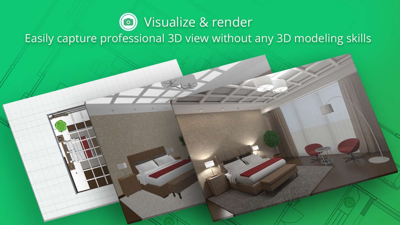 Planner 5d mod apk is a simple to use android application that let anyone to create their minds best interior and exterior design in 2d and 3d models