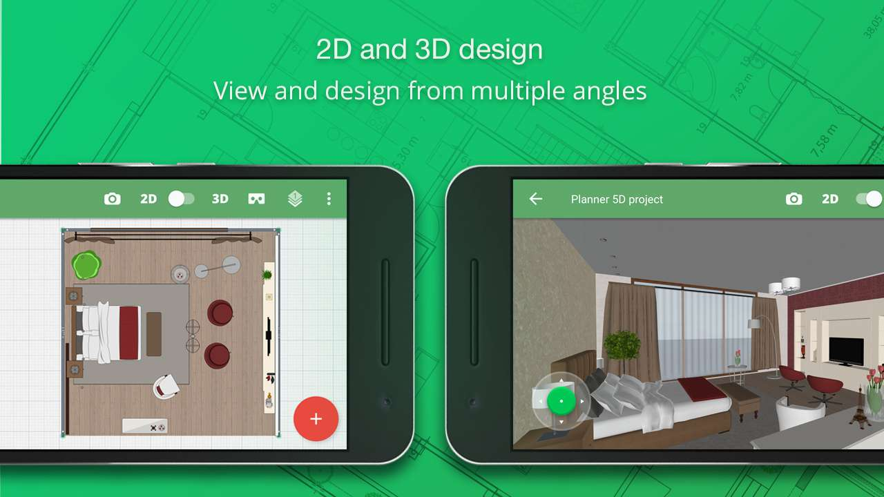 Planner 5D MOD APK Full Unlocked Home Interior Design