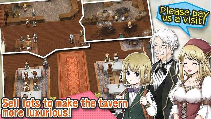 RPG Marenian Tavern Story Premium APK MOD - AndroPalace