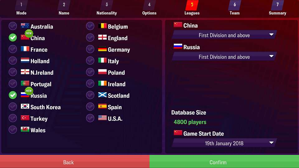 Football Manager 2019 Mobile APK MOD (Real Names Fix) - AndroPalace
