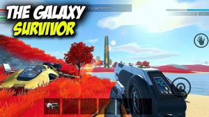 The Galaxy Survivor 0.02 Mod Apk