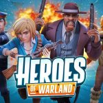 Heroes of Warland MOD APK PvP Shooter Arena