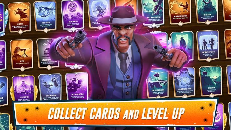Heroes of Warland MOD APK PvP Shooter Arena - AndroPalace