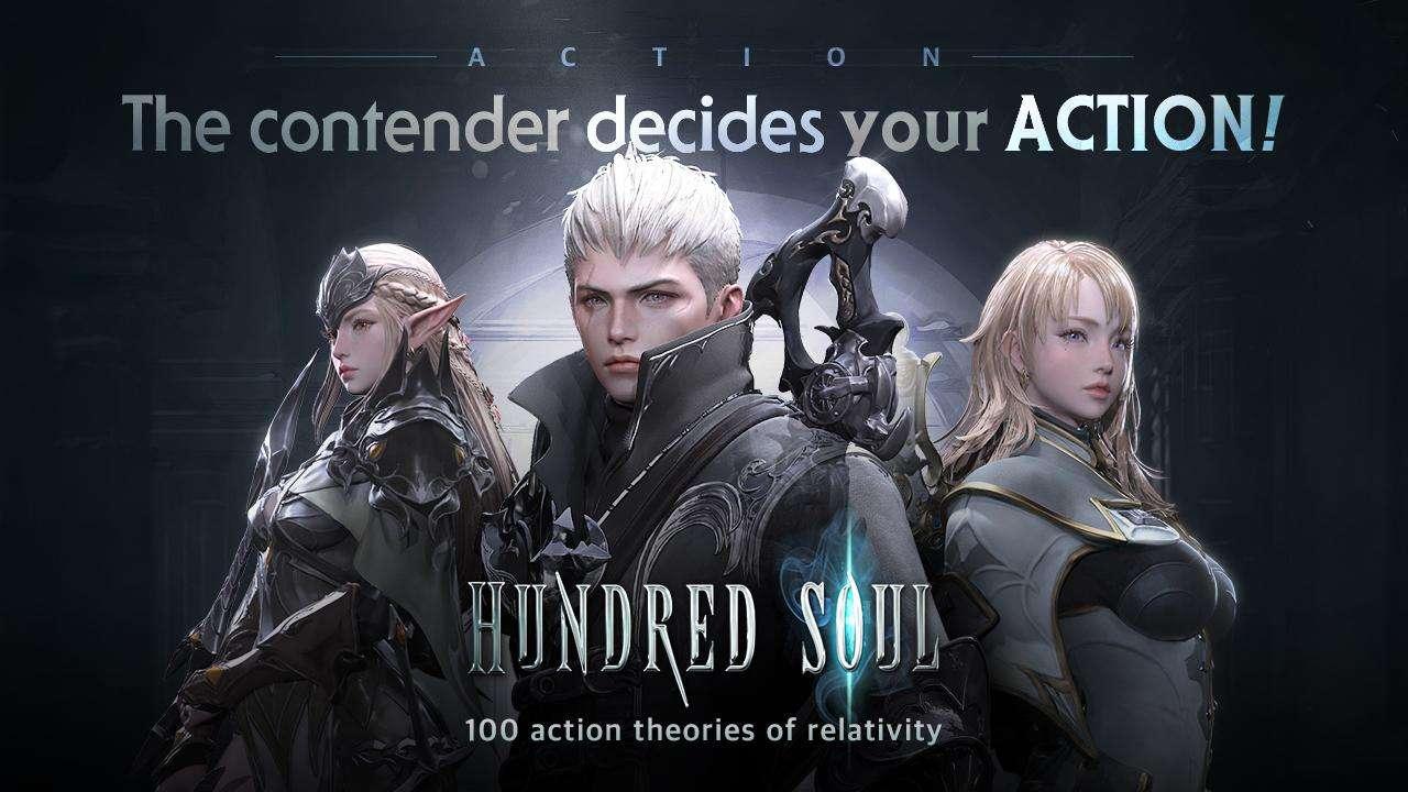 Hundred Soul APK MOD Best Hack n Slash RPG 1 4 1 - AndroPalace
