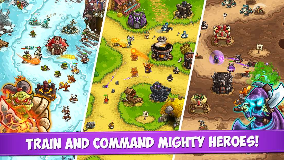 kingdom rush origins mod apk android 1