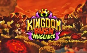 Kingdom Rush Vengeance 1.2 APK MOD Unlimited Money,Gems and Coins