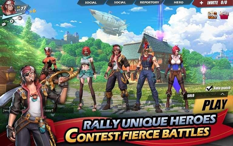 """Résultat de recherche d'images pour """"Ride Out Heroes hack"""""""