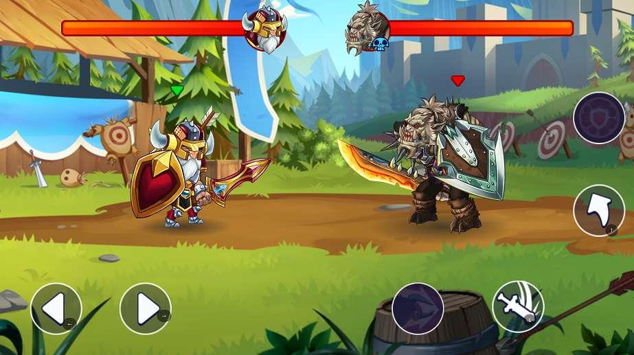 tiny gladiators mod apk unlimited souls