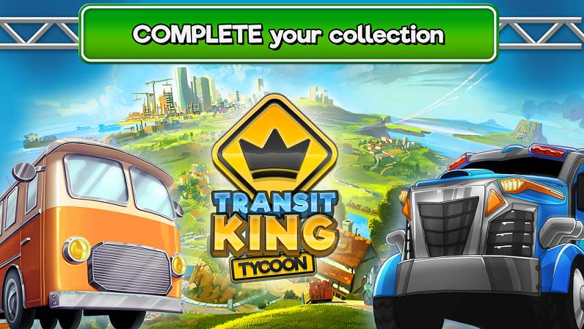 Transit King Tycoon MOD APK Unlimited Everything - AndroPalace
