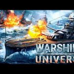Warships Universe MOD APK Unlimited Money