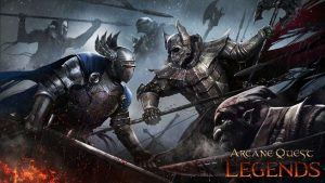 Arcane Quest Legends MOD APK Acts Unlocked 1 2 3 - AndroPalace