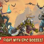 King Of Defense MOD APK Unlimited Money