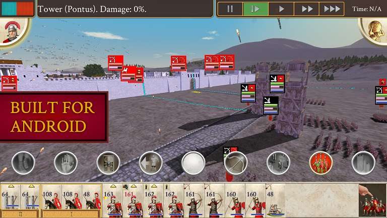 gods of rome apk and obb download