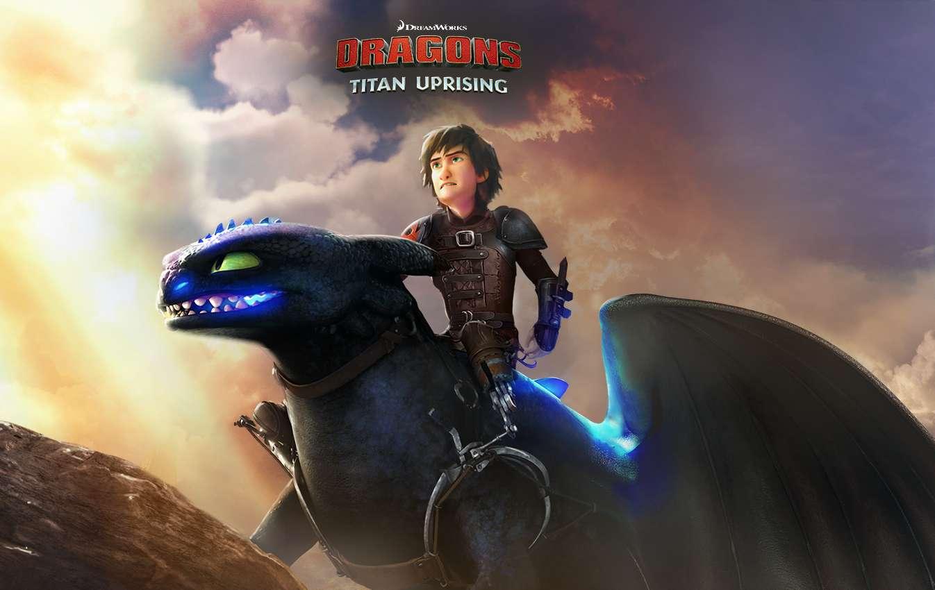 Dragons Titan Uprising MOD APK 1 6 13 - AndroPalace