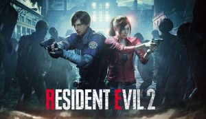 Resident Evil 2 1.0 Mobile APK+DATA