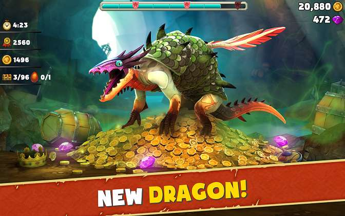 hungry dragon apk free download
