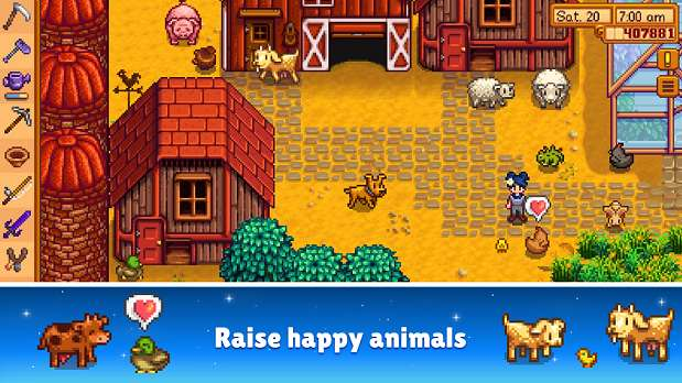 Stardew Valley APK MOD Android Download 1 331 - AndroPalace