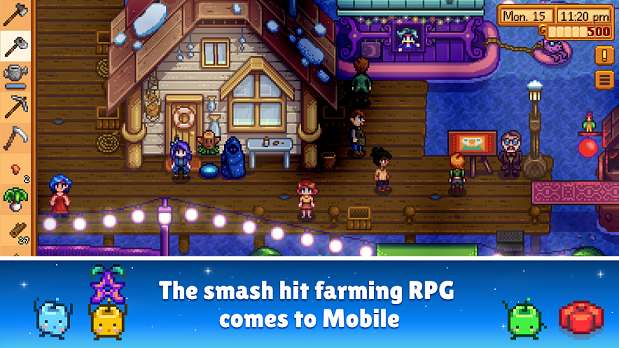 Stardew Valley APK MOD Android Download 1 322 - AndroPalace