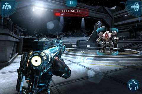 MASS EFFECT INFILTRATOR APK MOD All Devices Android - AndroPalace